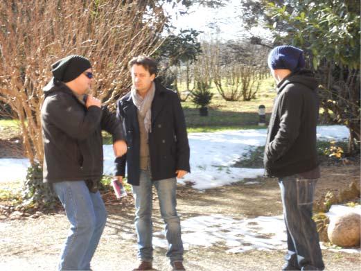 Mauro, Giuliano, Marcello