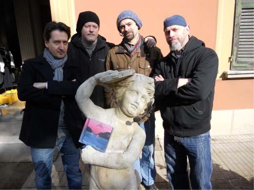 Giuliano, Mauro, Andrea, Marcello
