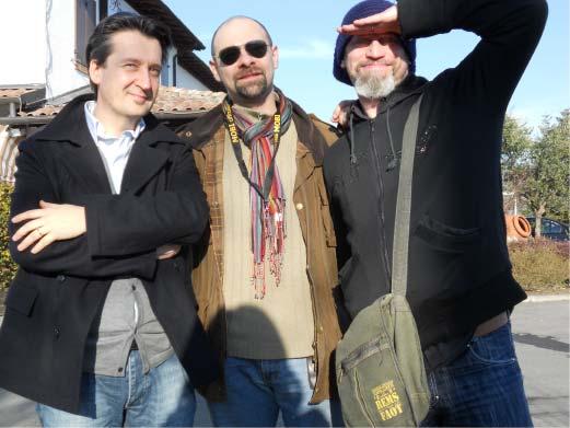 Giuliano, Andrea, Marcello